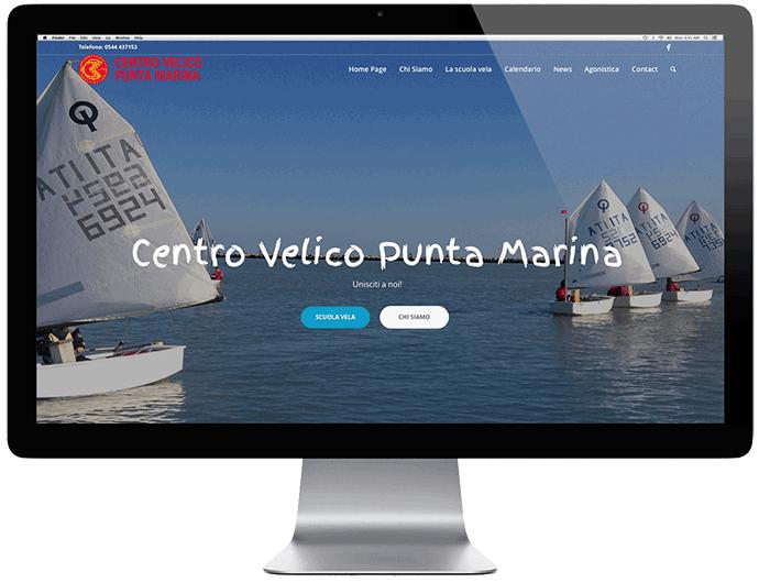 Centro  Velico Punta Marina